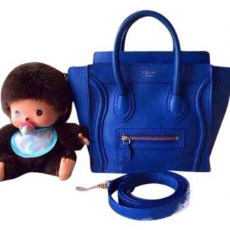 3a4a10518 Celine large Luggage black grain Phantom Bag cheap fake. Best Céline Replica  Blue Leather Tote how to spot fake celine replica box bag